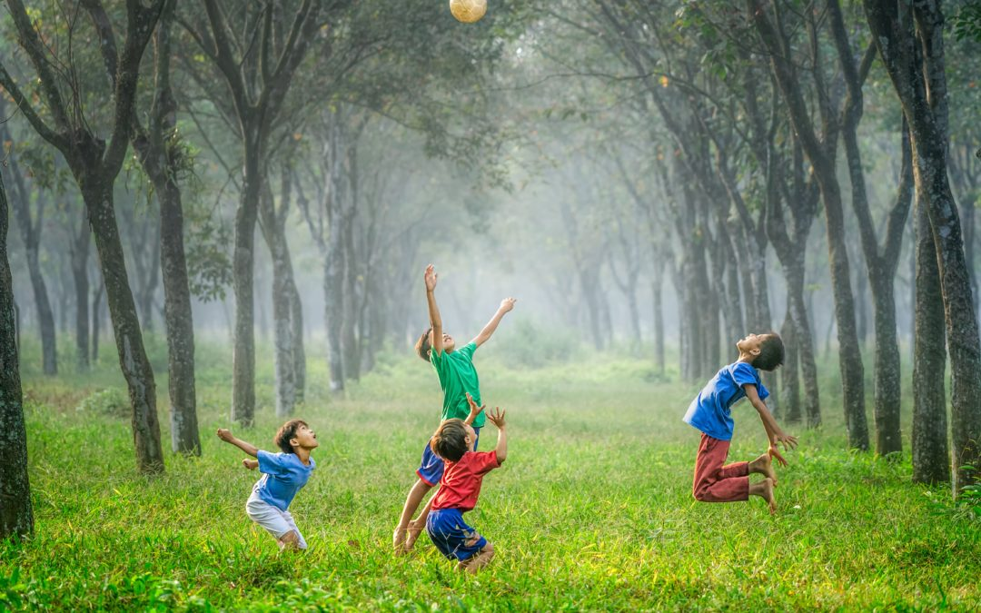 5 Ways to build resilience in children